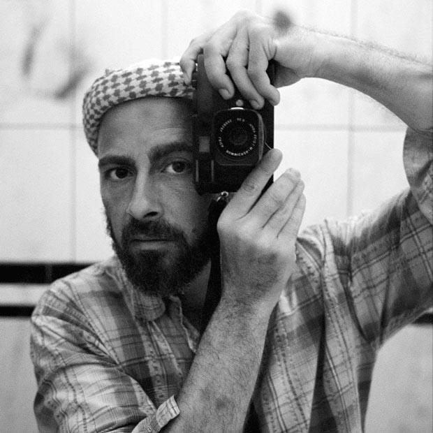Eymeric Laurent-Gascoin self-portrait