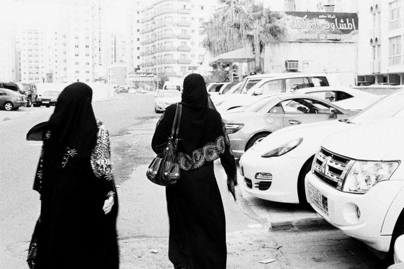 Al Salmiyah around Alawazim street (Kuwait)