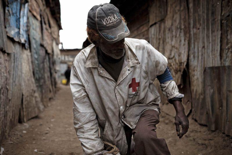 Mathare slum (Nairobi)