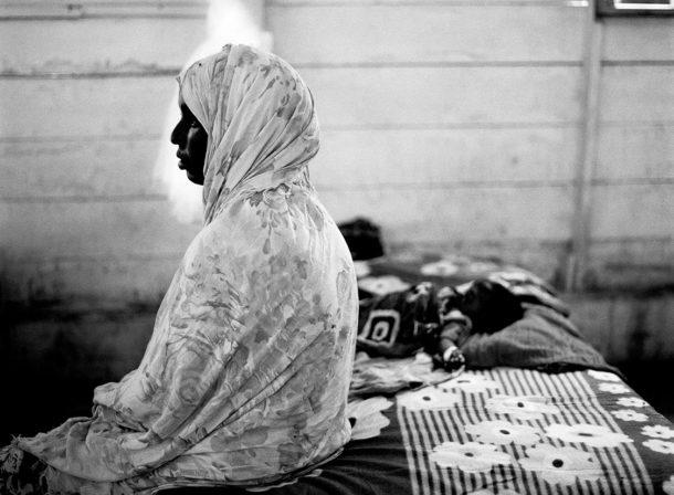 October 2012, MSF-France pediatric hospital, Wadajir district, Mogadishu